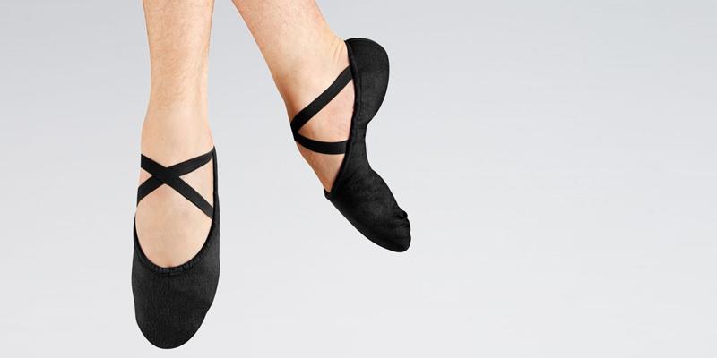 Mens Ballet Shoes