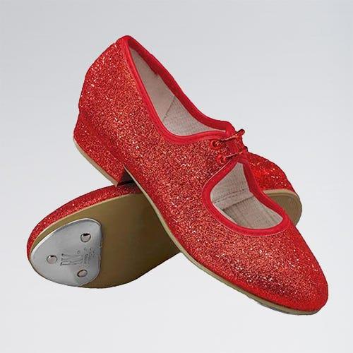 Canvas Tap Shoes