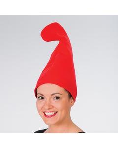 Red Elf Hat