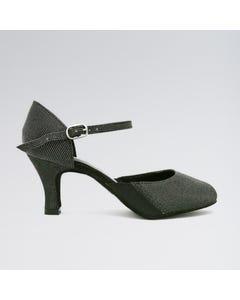 So Danca Classic Glitter Fabric Rubber Heel Ballroom Shoes