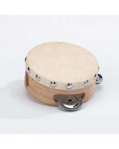 Small 3 Bell Tambourine