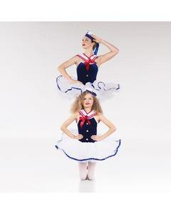 1st Position Basic Sailor Tutu