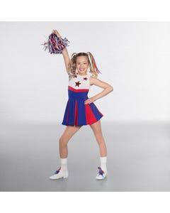 Star Cheerleader Dress