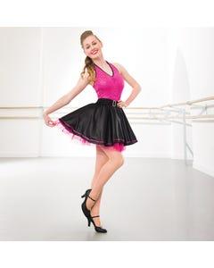 1st Position Halterneck Rock n Roll Dress
