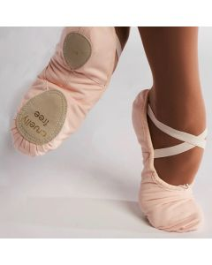Cynthia King Vegan Ballet Slippers Activiste