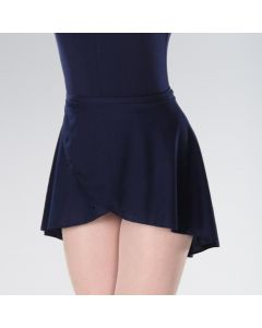 Adagio ISTD Wrapover Skirt (Navy)