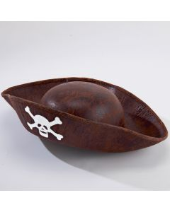 Pirate Hat Brown - Childs Size