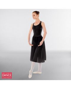 Little Ballerina RAD Approved Circular Poly Chiffon Skirt