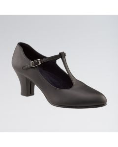 Capezio Junior Footlight™ T-Strap Character Shoe