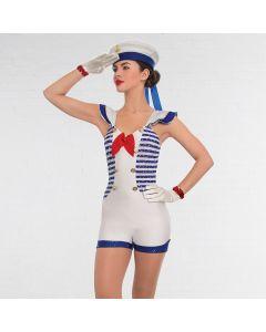 Sparkle Sailor Playsuit