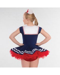1st Position Sailor Dress with Hat
