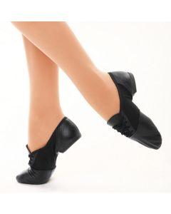 Capezio Suede Split Sole Jazz Shoe