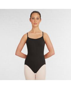 Capezio Bodisilk Cami Leotard With X Back Straps