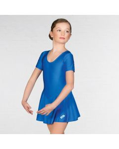 IDTA Skirted Leotard - Nylon Elastane
