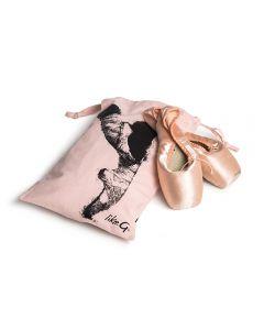 Like G Cotton Pointe Shoe Bag