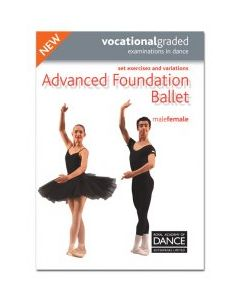 Advanced Foundation Male/Female Syllabus Book