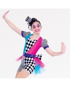 Revolution Harlequin Costume