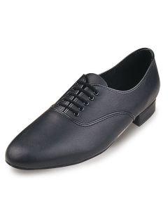 Roch Valley Lbm MenS Oxford Ballroom Leather Shoe 1 inch Heel