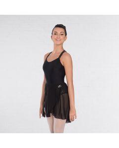 UTD Level 4 Advanced Ballet Wrapover Chiffon Skirt
