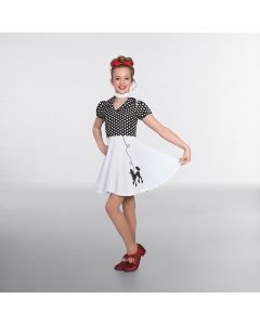 Poodle Dress Child Spot