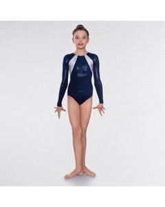 1st Position Lydia Long Sleeved Leotard