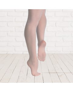 Plume Footed Ballet Tights