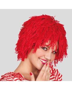 Fuzz Ragdoll Wig