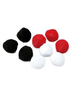 Pom-poms (Pack of 25)