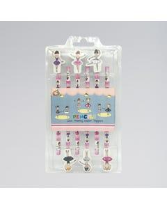 Ballerina 6 Pcs Pencil Set