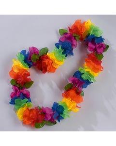 Luxury Rainbow Lei